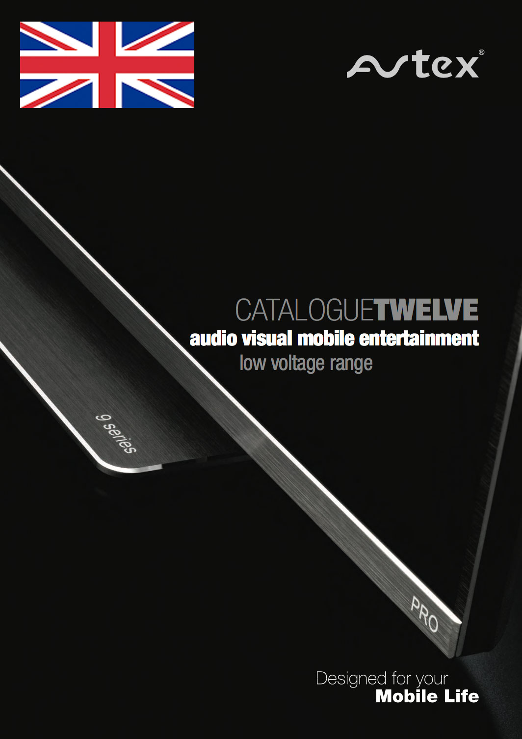 UK catalogue - avtex